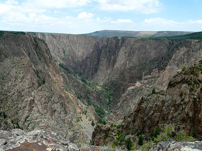 Colorado: Black Canyon of the Gunnison