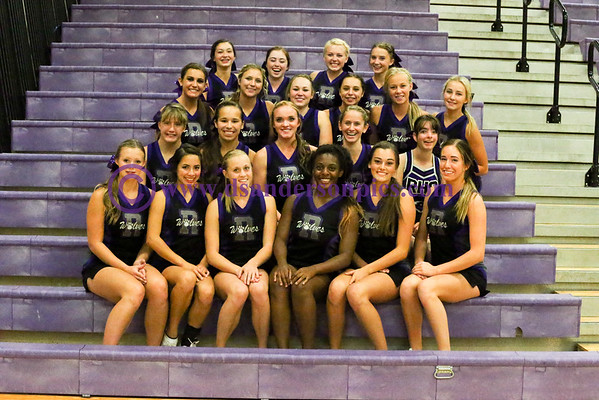 2014 09 25 RHS CHEERLEADERS