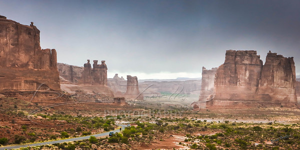 Arches National Park, Canyonlands and Dead Horse Point