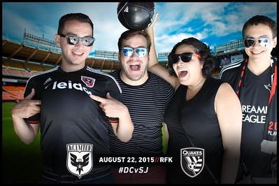 D.C. United Tailgate: 8/22/2015