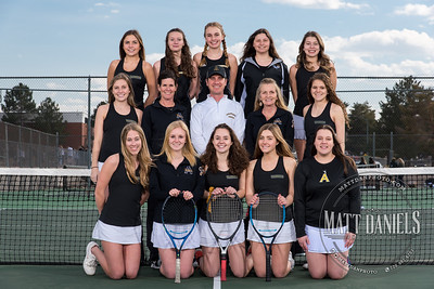 2019 Arapahoe Girls Tennis