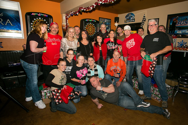 Shot Spot - Christmas Party 2015