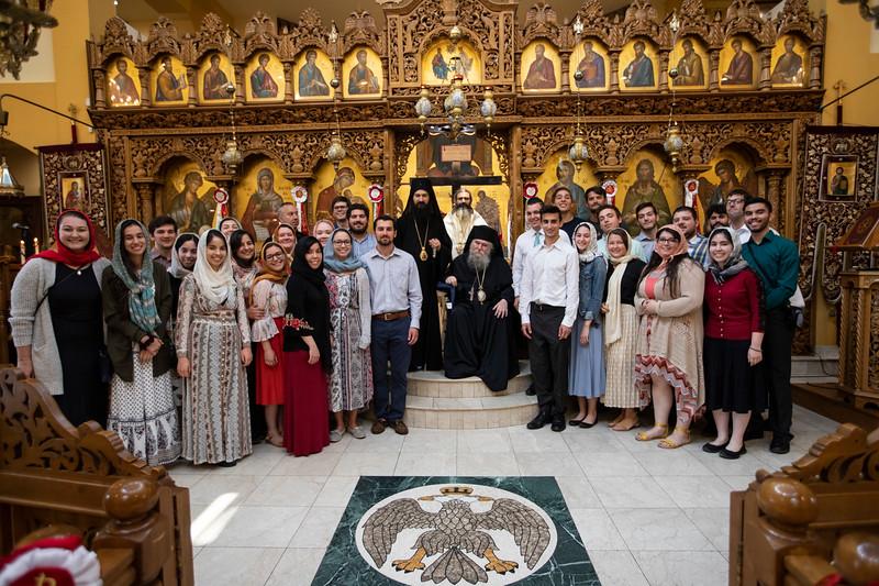 Divine Liturgy 06-03-19