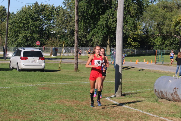 October 20, 2018 - Carlinville Cross Country Regional