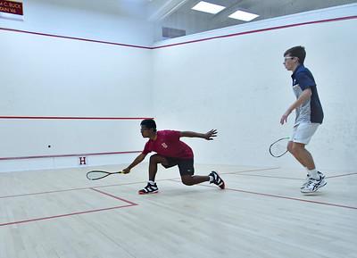Squash Action Shots