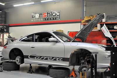 Anna Costas 996 Porsche 911 C2