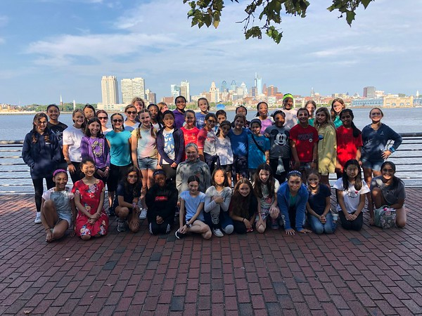 Middle School September Trips 2019