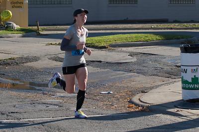 Detroit Free Press Marathon - 2014