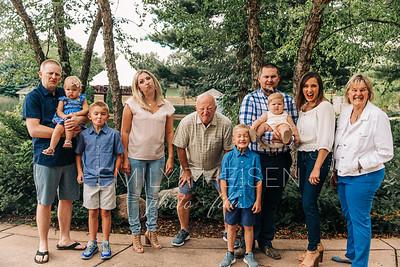 Kapitan Extended Family