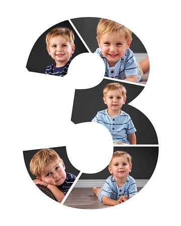 Weston Turns 3!