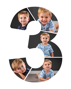 Weston Turns 3!