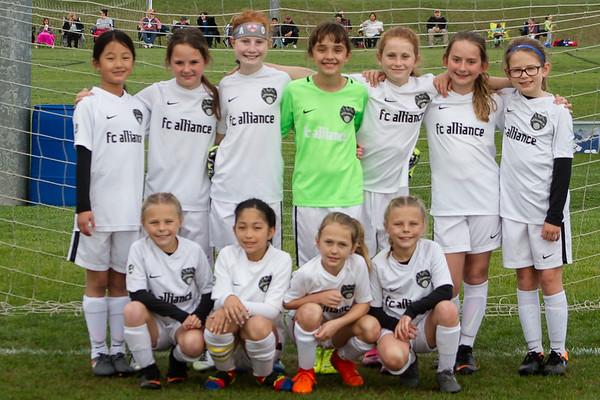 FC Soccer - 09 Black II