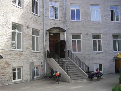 19 - Do 18.8.05: Tallinn - Käsmu, 98.1km