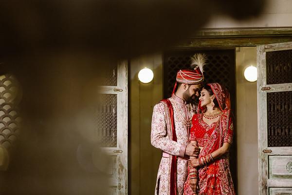 Shivani & Devarsh