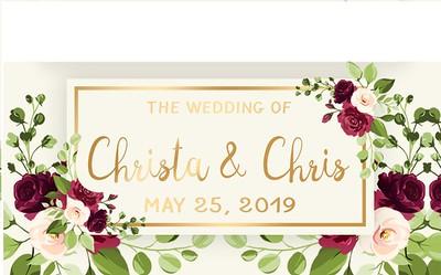 Christa & Chris' Wedding!