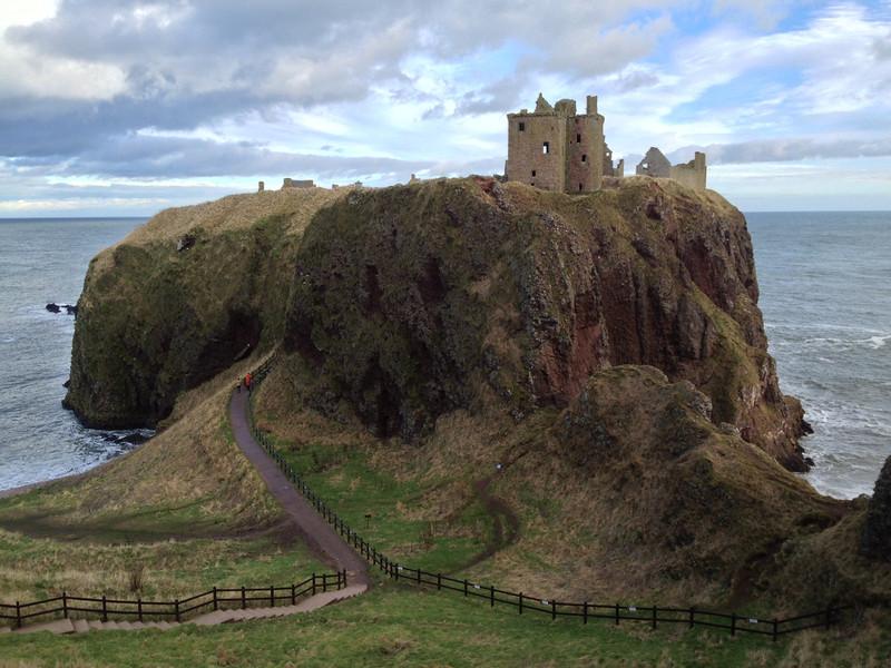 Mr. Low: Dunnotar Castle - Scotland