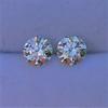 2.27ctw Transitional Cut Diamond Pair, GIA H VS2 9