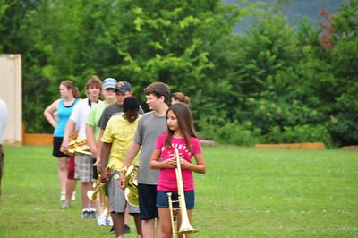 DV Stone 2010 Band Camp Week 1