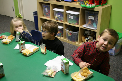 Cody's School - December 2012