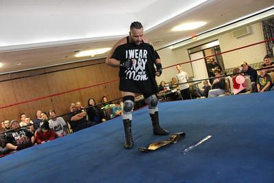 NCW New England Championship  NCW New England Champion Tim Lennox vs. Danny Ramirez