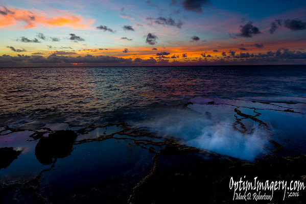 MAY 20, 2016:  JOINING THE DRAGONS FOR SUNSET