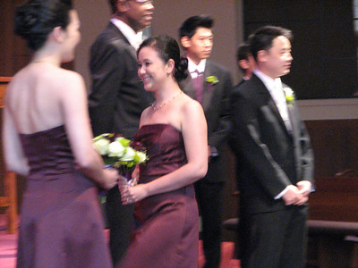 2011.02.20 Sun - Bernice Chen and Jeff's wedding