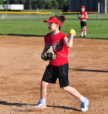 20110627 Peewees Softball