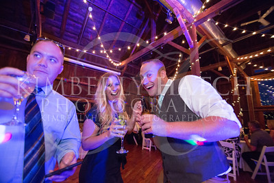 Reception- Carolyn & Chris Tittle- The Red Barn- Amherst, MA