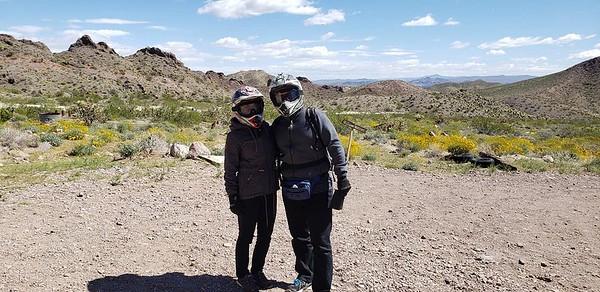 4-10-19 Eldorado Canyon ATV/RZR and Goldmine Tour