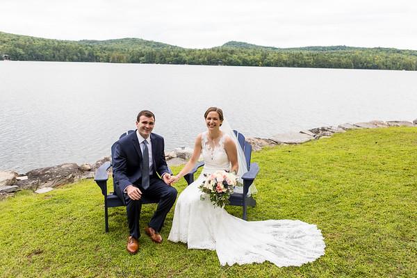 Caileigh and Mark Wedding