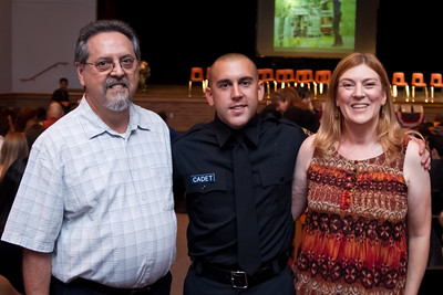 Travis Gonzalez Firefighter Graduation May 2012