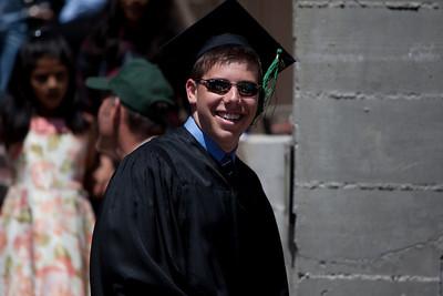 Kyle Hall Graduation