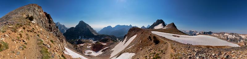 Panorama At The Pass