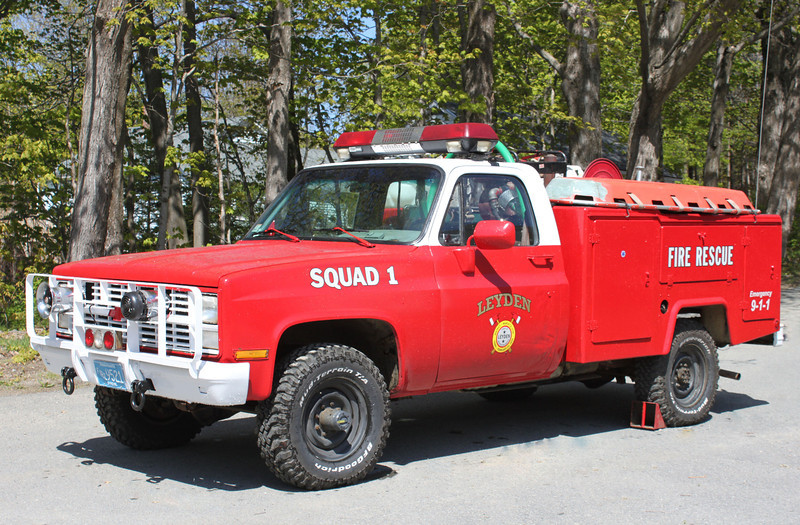 Squad 1 1985 Chevy 4x4 125/200
