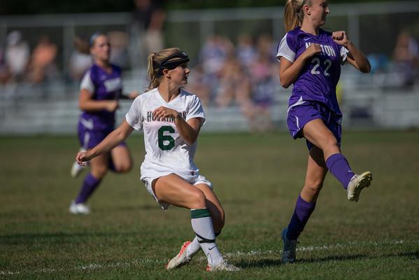 September 2012 - Hopkinton Varsity Soccer vs Bellingham
