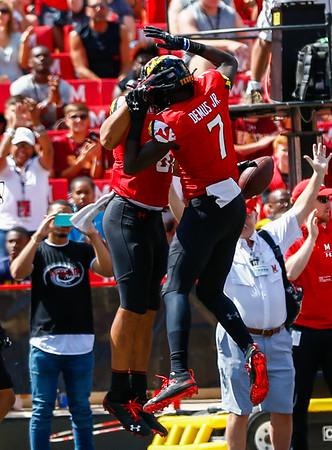 College Football: Maryland vs. No. 21 Syracuse