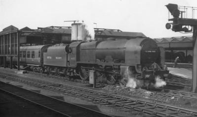Fowler Royal Scot Class