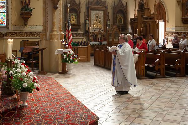 Mass Celebrating Beatification of Cardinal Wyszynski and Bl. Elizabeth Czacka Sept 12,2021