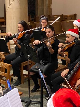 Upper School Christmas Concerts 2020