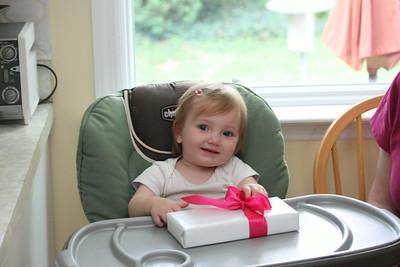 Stella's First Birthday