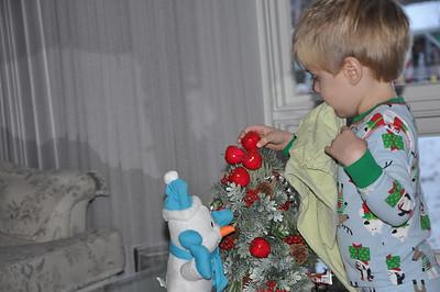 2012 - December Christmas Stapel