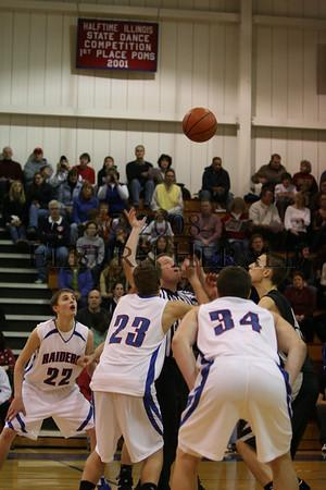 Boys Basketball @ Glenbard South HS