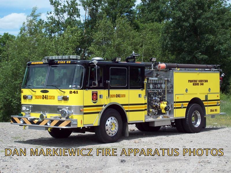 HARDWOOD FIRE CO.