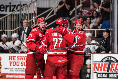 Checkers vs Wolves 04.20.17