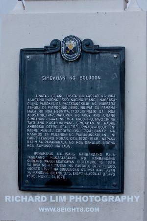 2009-10-27- Patrocinio de Maria in Boljoon, Cebu