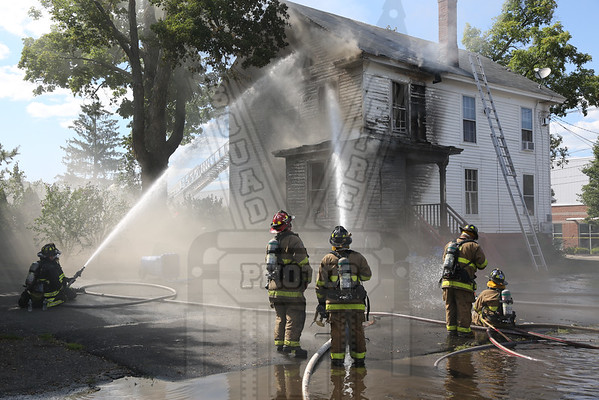 Southington, Ct. General alarm 7/27/16