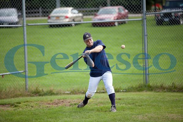 Alumni Baseball Game 09/10/11