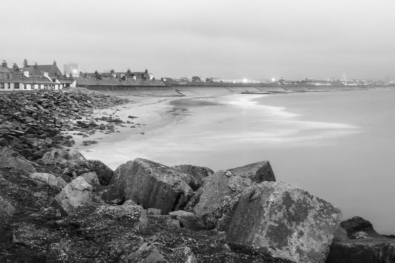 Footdee (Fittie) Beach