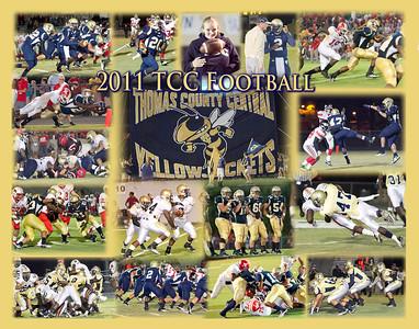 2011 TCC Football
