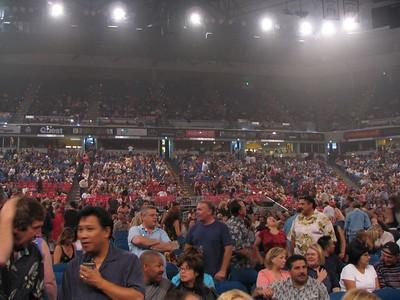 Santana - 16 Sep 2005 - Arco Arena - Sacramento, CA